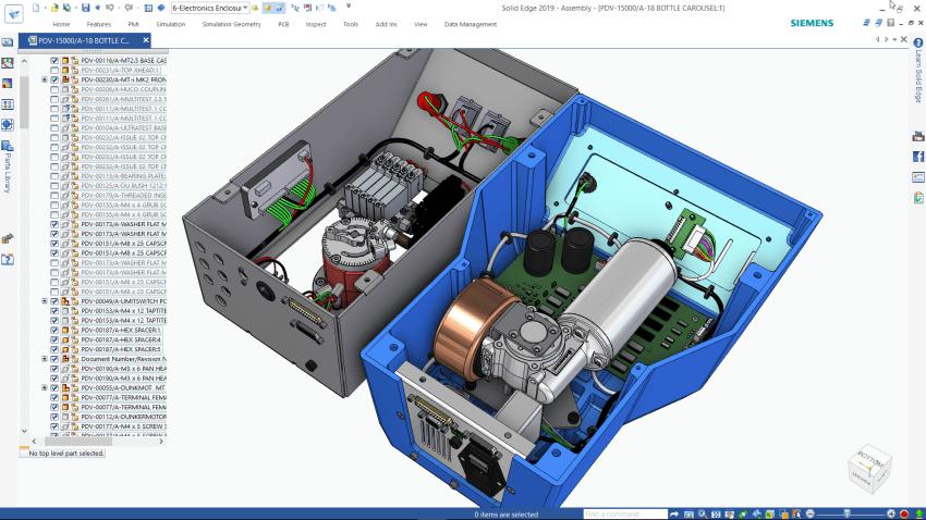 Problemas por no utilizar un sistema integrado entre diseño eléctrico y mecánico