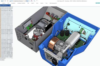Integración diseño eléctrico y mécánico
