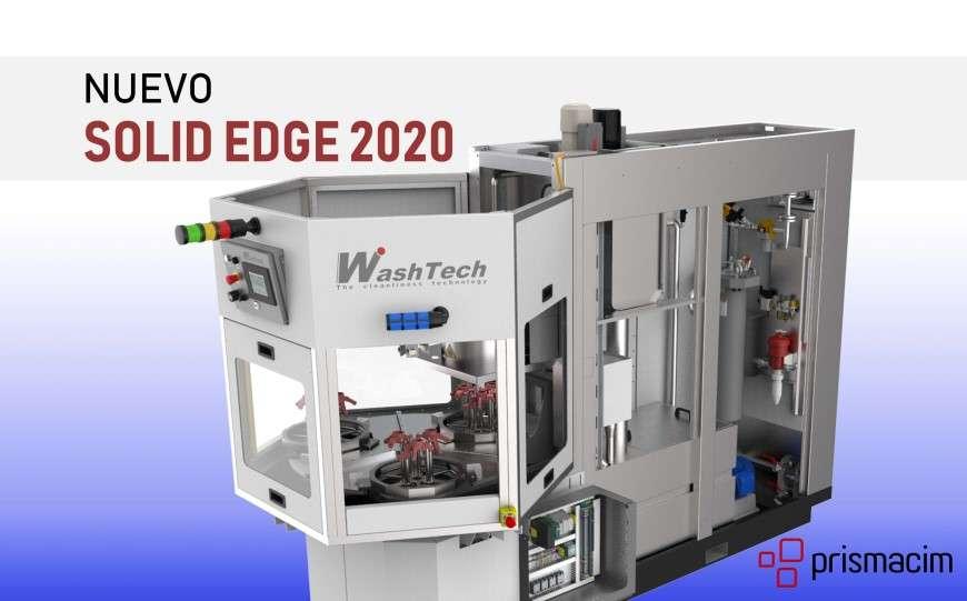 Solid Edge 2020