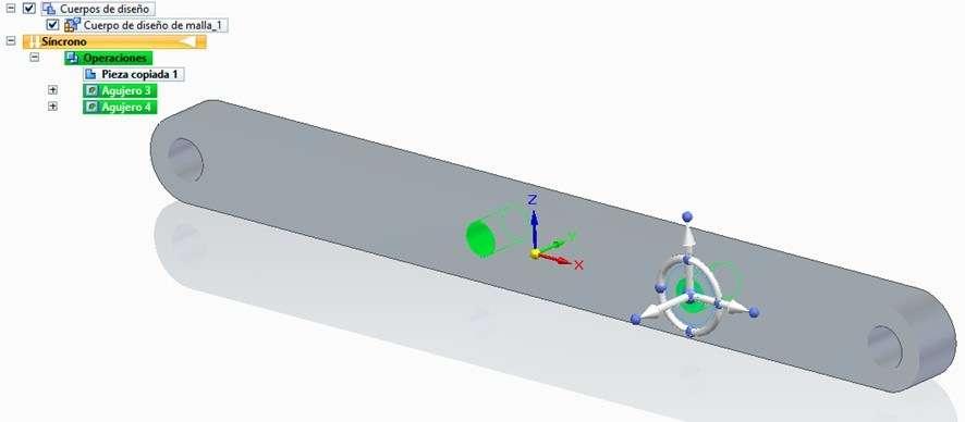 Problemas impresión 3d - cuerpo malla
