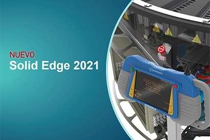 solid edge 2021