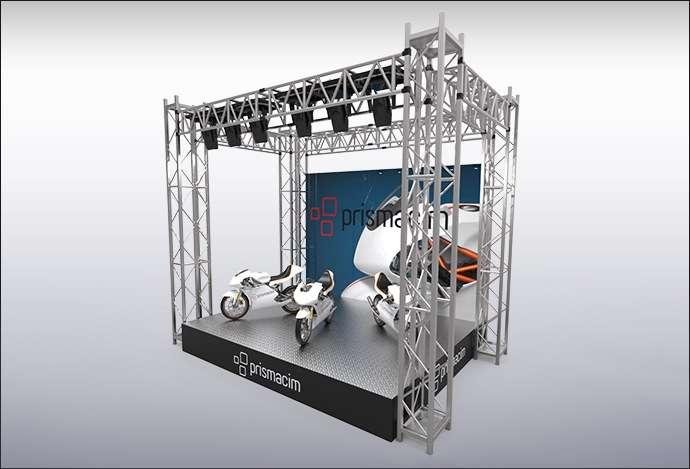 Diseño de estructuras con herramientas de cuadro