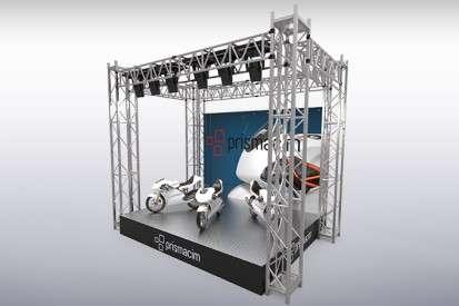 Diseño de estructuras con herramientas de cuadro con Solid Edge 2021